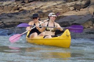 Canoeing Dimond