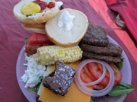 Drakesbad Dinner